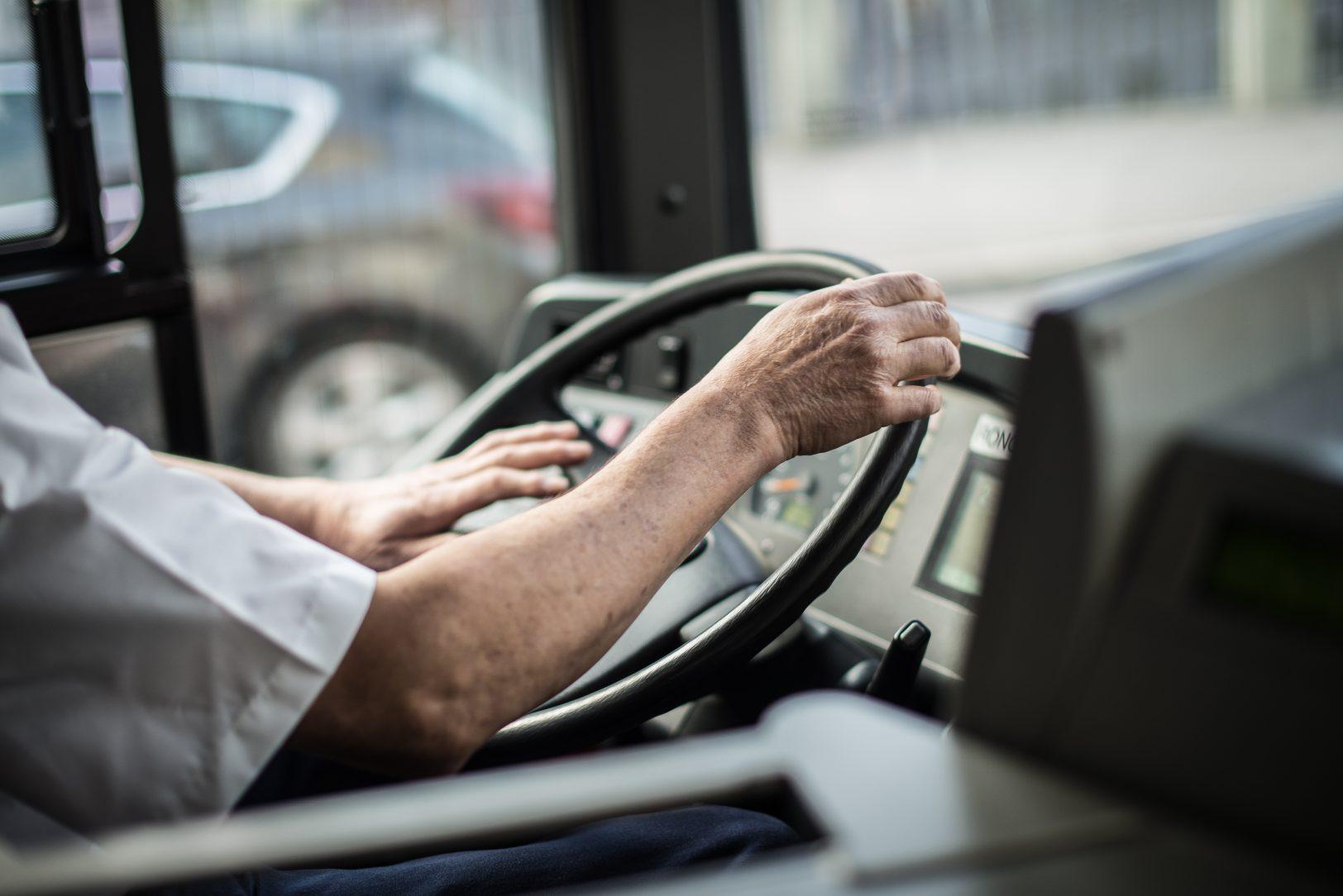 Engadin Bus Chauffeur