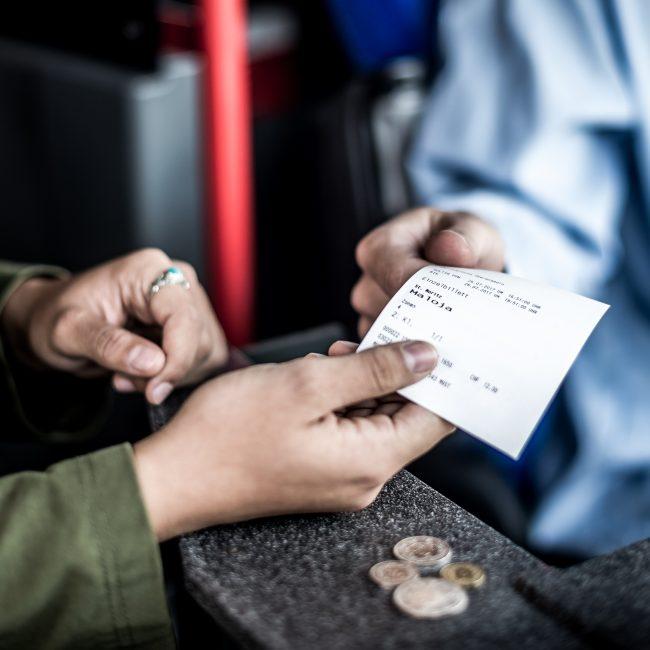 Engadin Bus Einzelbillett