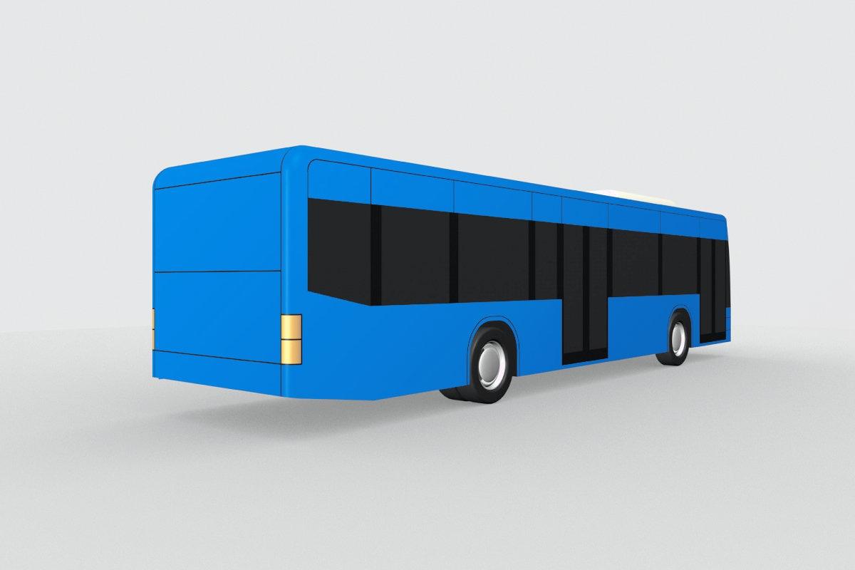 Ganzgestaltung Engadin Bus