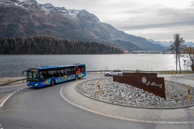 Engadin Bus Solobus