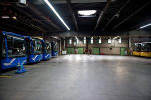 Geteilter Fahrzeugpark