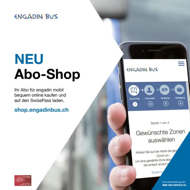 Abo-Shop engadin mobil von Engadin Bus