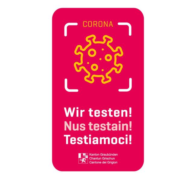 Label Wir Testen Kanton-Testiamoci Cantonale